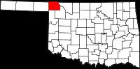 Harper County vital records