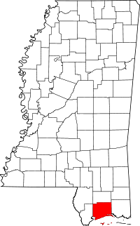 Harrison County vital records