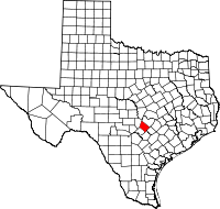 Hays County vital records