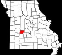 Hickory County vital records