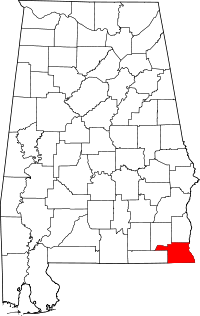 Houston County vital records