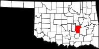 Hughes County vital records
