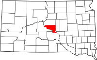 Hughes County vital records