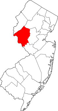 Hunterdon County vital records