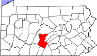 Huntingdon County vital records