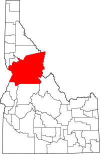 Idaho County vital records