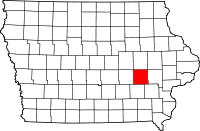 Iowa County vital records