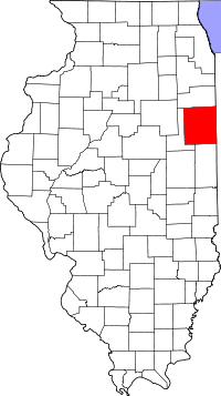 Iroquois County vital records
