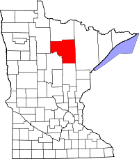 Itasca County vital records