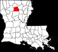 Jackson Parish vital records