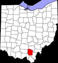 Jackson County vital records