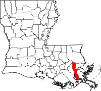 Jefferson Parish vital records