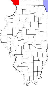 Jo Daviess County vital records