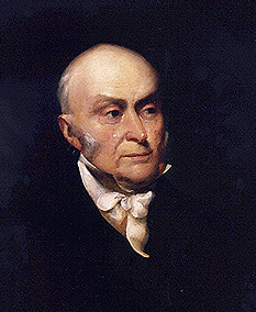 the political career of john quincy adams the second president of the united states Early life adams was born at braintree, now quincy, massachusetts, on july 11, 1767 he was the son of john adams, the second president of the united states, and.
