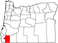 Josephine County vital records