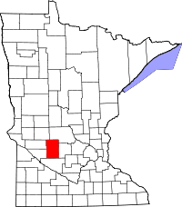 Kandiyohi County vital records