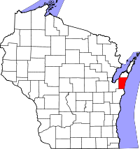 Kewaunee County vital records