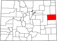 Kit Carson County vital records