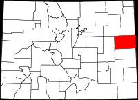 Kit Carson County vital records