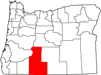 Klamath County vital records