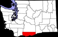 Klickitat County vital records