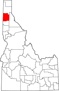 Kootenai County vital records