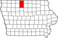 Kossuth County vital records