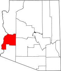 La Paz County vital records