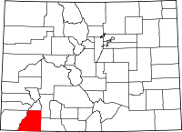 La Plata County vital records
