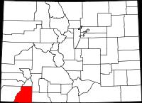 La Plata County vital records