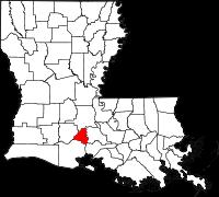 Lafayette Parish vital records