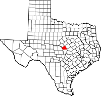Lampasas County vital records