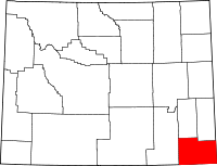 Laramie County vital records