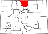 Larimer County vital records
