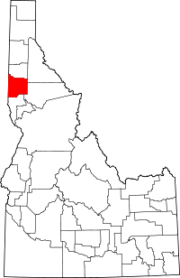Latah County vital records