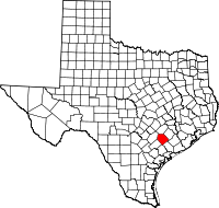 Lavaca County vital records