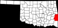 Le Flore County vital records
