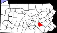 Lebanon County vital records