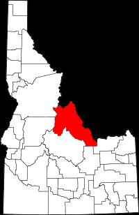 Lemhi County vital records