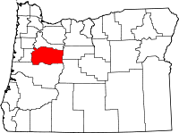 Linn County vital records