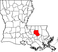 Livingston Parish vital records