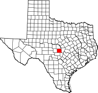 Llano County vital records
