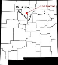 Los Alamos County vital records