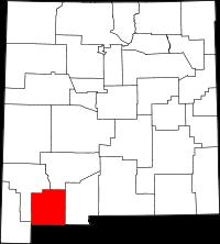 Luna County vital records
