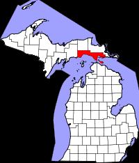 Mackinac County vital records