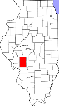 Macoupin County vital records