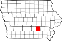 Mahaska County vital records