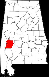 Marengo County vital records