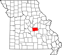 Maries County vital records