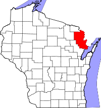 Marinette County vital records